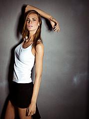 Courtney O'Connor model. Photoshoot of model Courtney O Connor demonstrating Fashion Modeling.Fashion Modeling Photo #165755