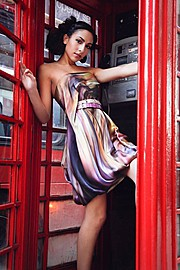 Cristiana Giachetti model. Photoshoot of model Cristiana Giachetti demonstrating Fashion Modeling.Fashion Modeling Photo #85055