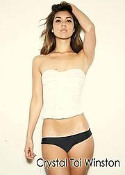 Crystal Toi Winston model. Photoshoot of model Crystal Toi Winston demonstrating Body Modeling.Body Modeling Photo #91694