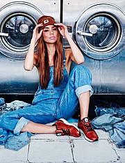 Crystal Toi Winston model. Photoshoot of model Crystal Toi Winston demonstrating Commercial Modeling.Commercial Modeling Photo #75547