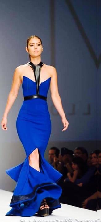 Crystal Toi Winston model. Photoshoot of model Crystal Toi Winston demonstrating Runway Modeling.Runway Modeling Photo #91698