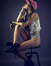 Crystal Toi Winston model. Photoshoot of model Crystal Toi Winston demonstrating Fashion Modeling.Fashion Modeling Photo #91702