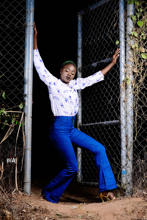 Cynthia Oyi model. Photoshoot of model Cynthia Oyi demonstrating Fashion Modeling.Been in the modeling career and still an upcoming. More to that, A make up artist of any kind of Event.Won Face of Immaculate Fashion House  consecutively for two yea