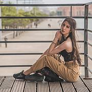 Dafni Lazaridou model (μοντελο). Photoshoot of model Dafni Lazaridou demonstrating Fashion Modeling.Fashion Modeling Photo #217242
