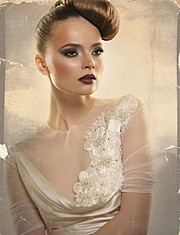 Dalia Jundi makeup artist. Work by makeup artist Dalia Jundi demonstrating Bridal Makeup.Bridal Makeup Photo #121335