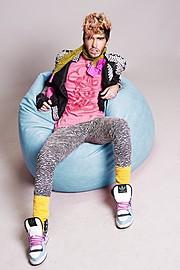 Dan Alex Brown model (модел). Modeling work by model Dan Alex Brown.Fashion Styling Photo #73395