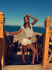 Dana Bash model. Photoshoot of model Dana Bash demonstrating Fashion Modeling.Fashion Modeling Photo #221007
