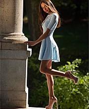 Dana Haritonova model (модель). Photoshoot of model Dana Haritonova demonstrating Fashion Modeling.Fashion Modeling Photo #179761