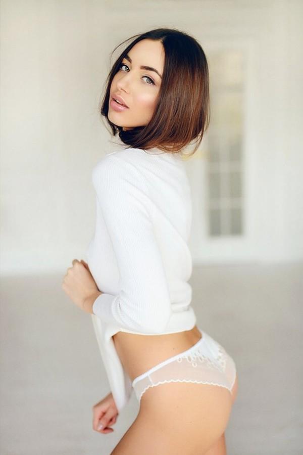 Dana Haritonova model (модель). Photoshoot of model Dana Haritonova demonstrating Fashion Modeling.Fashion Modeling Photo #179759