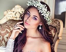 Dana Haritonova model (модель). Photoshoot of model Dana Haritonova demonstrating Face Modeling.Face Modeling Photo #179762