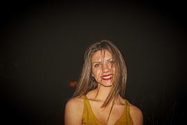 Danae Melissinou (Δανάη Μελίσσηνου) face. Photoshoot of model Danae Melissinou demonstrating Fashion Modeling.Fashion Modeling Photo #190646