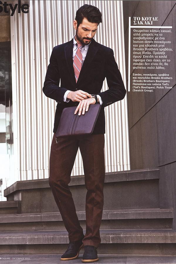 Danail Tsvetkov model (μοντέλο). Photoshoot of model Danail Tsvetkov demonstrating Fashion Modeling.Fashion Modeling Photo #223278