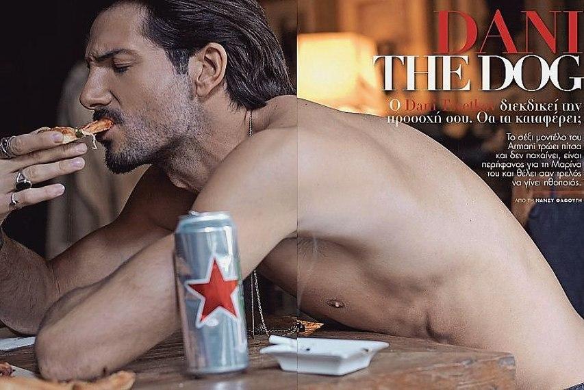 Danail Tsvetkov model (μοντέλο). Photoshoot of model Danail Tsvetkov demonstrating Editorial Modeling.Downtown magazine interviewEditorial Modeling Photo #227674