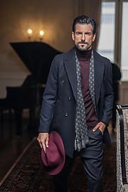 Danail Tsvetkov model (μοντέλο). Photoshoot of model Danail Tsvetkov demonstrating Fashion Modeling.Rococo CampaignFashion Modeling Photo #227677