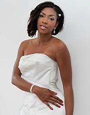 Daneille Mattis makeup artist. Work by makeup artist Daneille Mattis demonstrating Bridal Makeup.Bridal Makeup Photo #81814