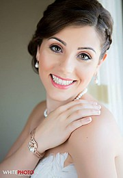 Daneille Mattis makeup artist. Work by makeup artist Daneille Mattis demonstrating Bridal Makeup.Bridal Makeup Photo #81820