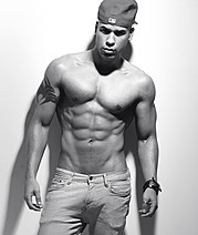 Daniel Norell model. Daniel Norell demonstrating Body Modeling, in a photoshoot by Joakim Palm Karlsson.Body Modeling Photo #112567