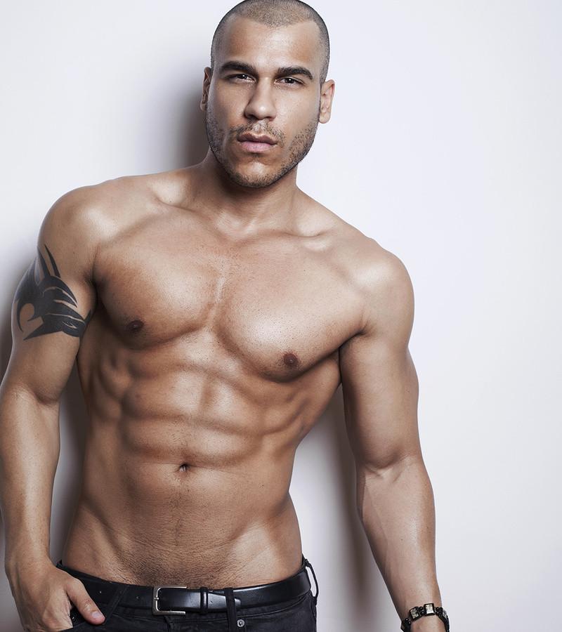 Daniel Norell model. Photoshoot of model Daniel Norell demonstrating Body Modeling.Body Modeling Photo #112568