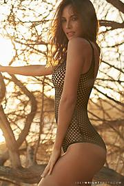 Daniela Chalbaud model. Photoshoot of model Daniela Chalbaud demonstrating Fashion Modeling.Fashion Modeling Photo #135023
