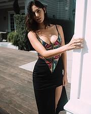 Daniela Chalbaud model. Photoshoot of model Daniela Chalbaud demonstrating Fashion Modeling.Fashion Modeling Photo #191384