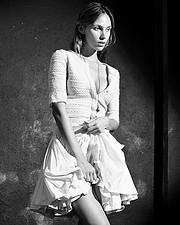 Daniela Chalbaud model. Photoshoot of model Daniela Chalbaud demonstrating Fashion Modeling.Fashion Modeling Photo #191386