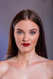 Daniela Mitrollari model (Ντανιέλα Μιτρολλαρι μοντέλο). Photoshoot of model Daniela Mitrollari demonstrating Face Modeling.Face Modeling Photo #217969