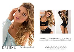 Daphne Sao Paulo modeling agency (agência de modelos). casting by modeling agency Daphne Sao Paulo. Photo #41714