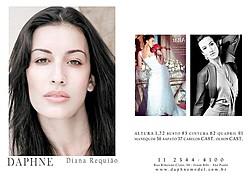 Daphne Sao Paulo modeling agency (agência de modelos). casting by modeling agency Daphne Sao Paulo. Photo #41932