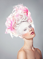Daria Alexandrova photographer (Дарьи Александровой фотограф). Work by photographer Daria Alexandrova demonstrating Portrait Photography.Portrait Photography,Creative Makeup Photo #58320