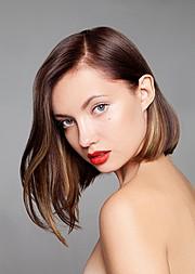 Daria Alexandrova photographer (Дарьи Александровой фотограф). Work by photographer Daria Alexandrova demonstrating Portrait Photography.Portrait Photography,Beauty Makeup Photo #58334