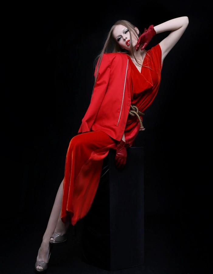 Daria Pershina model (Дарья Першина модель). Photoshoot of model Daria Pershina demonstrating Fashion Modeling.Fashion Modeling Photo #165820