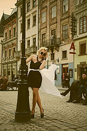 Dariana Solange model (модель). Photoshoot of model Dariana Solange demonstrating Editorial Modeling.Editorial Modeling Photo #74040