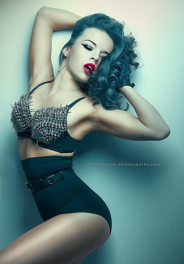 Darya Gritsyuk model (modell). Photoshoot of model Darya Gritsyuk demonstrating Fashion Modeling.Fashion Modeling Photo #84864