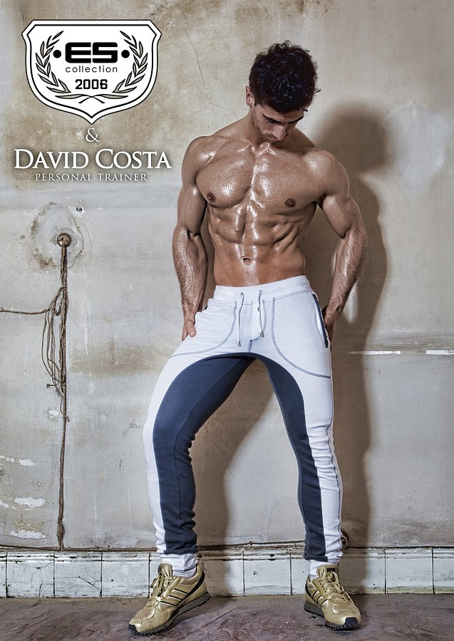 David Costa model (modèle). Photoshoot of model David Costa demonstrating Body Modeling.Body Modeling Photo #73252