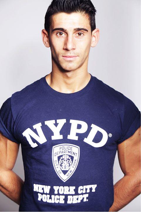 David Costa model (modèle). Photoshoot of model David Costa demonstrating Face Modeling.Face Modeling Photo #73267