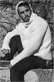 David Lerebourg model (modèle). Photoshoot of model David Lerebourg demonstrating Fashion Modeling.Fashion Modeling Photo #91578