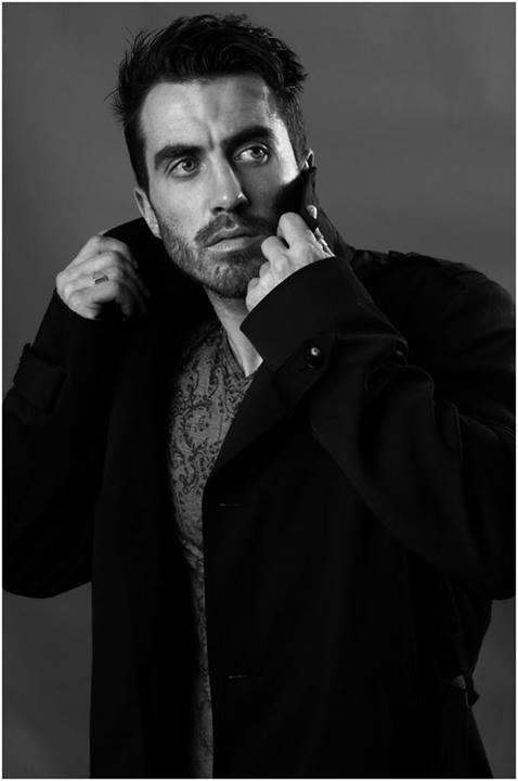 David Lerebourg model (modèle). Photoshoot of model David Lerebourg demonstrating Fashion Modeling.Fashion Modeling Photo #91579