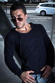 David Lerebourg model (modèle). Photoshoot of model David Lerebourg demonstrating Fashion Modeling.Fashion Modeling Photo #91585