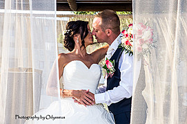 Odysseus is an internationally award-winning destination wedding photographer based on Cyprus. He has photographed more than 700 primarily U