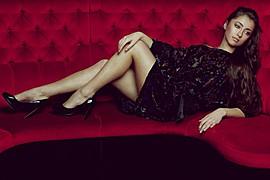 Demetra Diorietes model. Photoshoot of model Demetra Diorietes demonstrating Fashion Modeling.Fashion Modeling Photo #91295