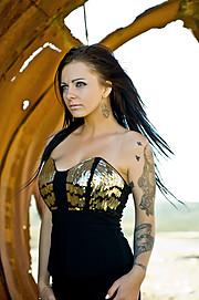 Demi Vesinger model. Photoshoot of model Demi Vesinger demonstrating Fashion Modeling.Fashion Modeling Photo #78412