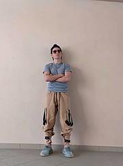 Demis Fasoulas actor model. Photoshoot of model Demis Fasoulas demonstrating Fashion Modeling.Fashion Modeling Photo #220422