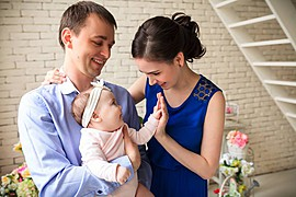 Denis Evseev photographer (Денис Евсеев фотограф). Work by photographer Denis Evseev demonstrating Baby Photography.Baby Photography Photo #148986