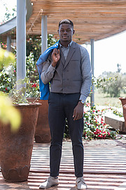 I am Derrick Onyango a young ambitious Kenyan with a passion for modelling and to become a succesful model in the future who will inspire an