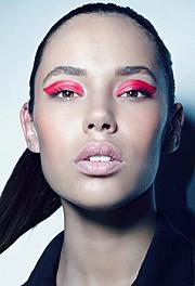 Diana Ionescu makeup artist (machior). Work by makeup artist Diana Ionescu demonstrating Beauty Makeup.Beauty Makeup Photo #87695