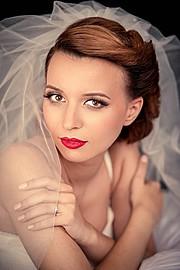 Diana Ionescu makeup artist (machior). Work by makeup artist Diana Ionescu demonstrating Bridal Makeup.Bridal Makeup Photo #87723