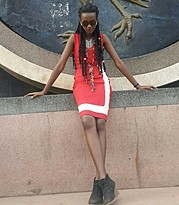Diana Keza is an aspiring model in Nairobi, Her work includes photoshoots. Diana is known for her interesting personality, confidence and so