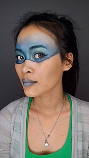 Dieu Truong makeup artist. Work by makeup artist Dieu Truong demonstrating Creative Makeup.Creative Makeup Photo #144794