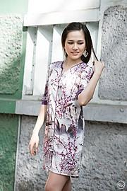 Dieu Truong makeup artist. Work by makeup artist Dieu Truong demonstrating Fashion Makeup in a photoshoot of Tuyết Minh Trần.model: Tuyết Minh TrầnFashion Makeup Photo #144812