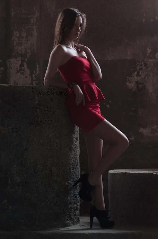 Dimitra Michala model (μοντέλο). Photoshoot of model Dimitra Michala demonstrating Fashion Modeling.Fashion Modeling Photo #178341